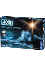 Thames & Kosmos PREORDER: Exit: The Deserted Lighthouse (w/Puzzles)