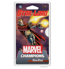 Fantasy Flight Games PREORDER: Star-Lord Hero Pack -Marvel Champions LCG