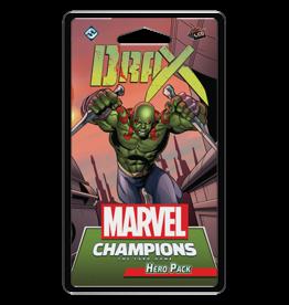 Fantasy Flight Games PREORDER: Drax Hero Pack - Marvel Champions LCG