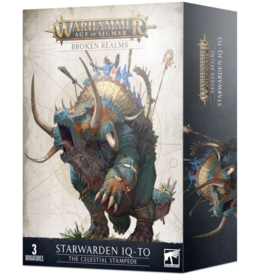 Games Workshop Broken Realms: The Celestial Stampede - AoS