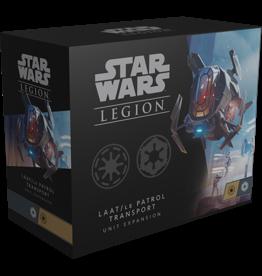 Atomic Mass Games PREORDER: LAAT/le Patrol Transport - Star Wars Legion