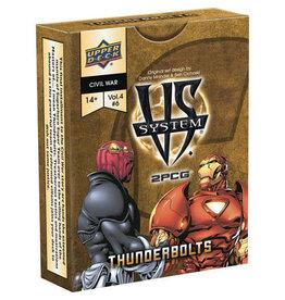Upper Deck VS System 2PCG: Thunderbolts