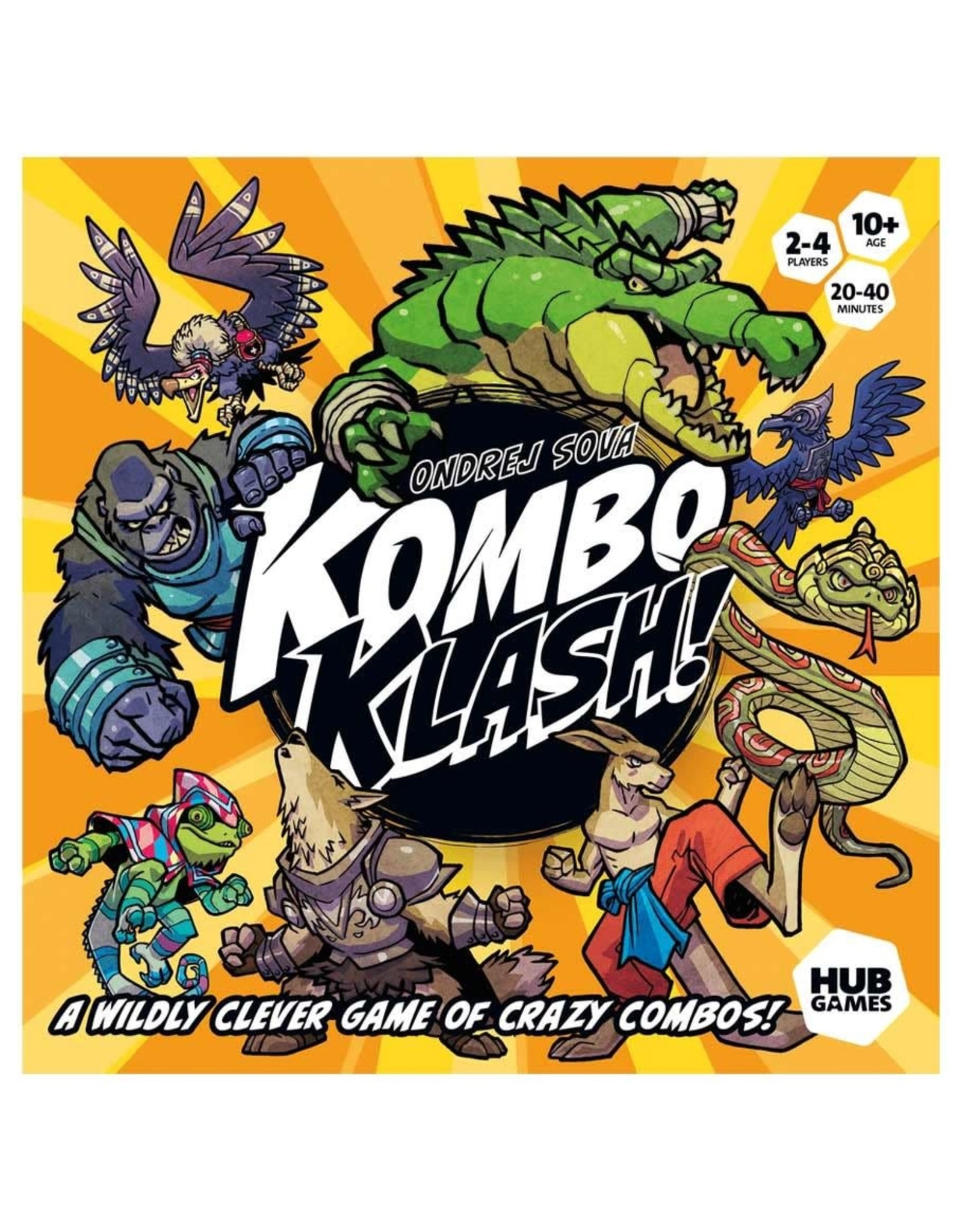 Asmodee Kombo Klash