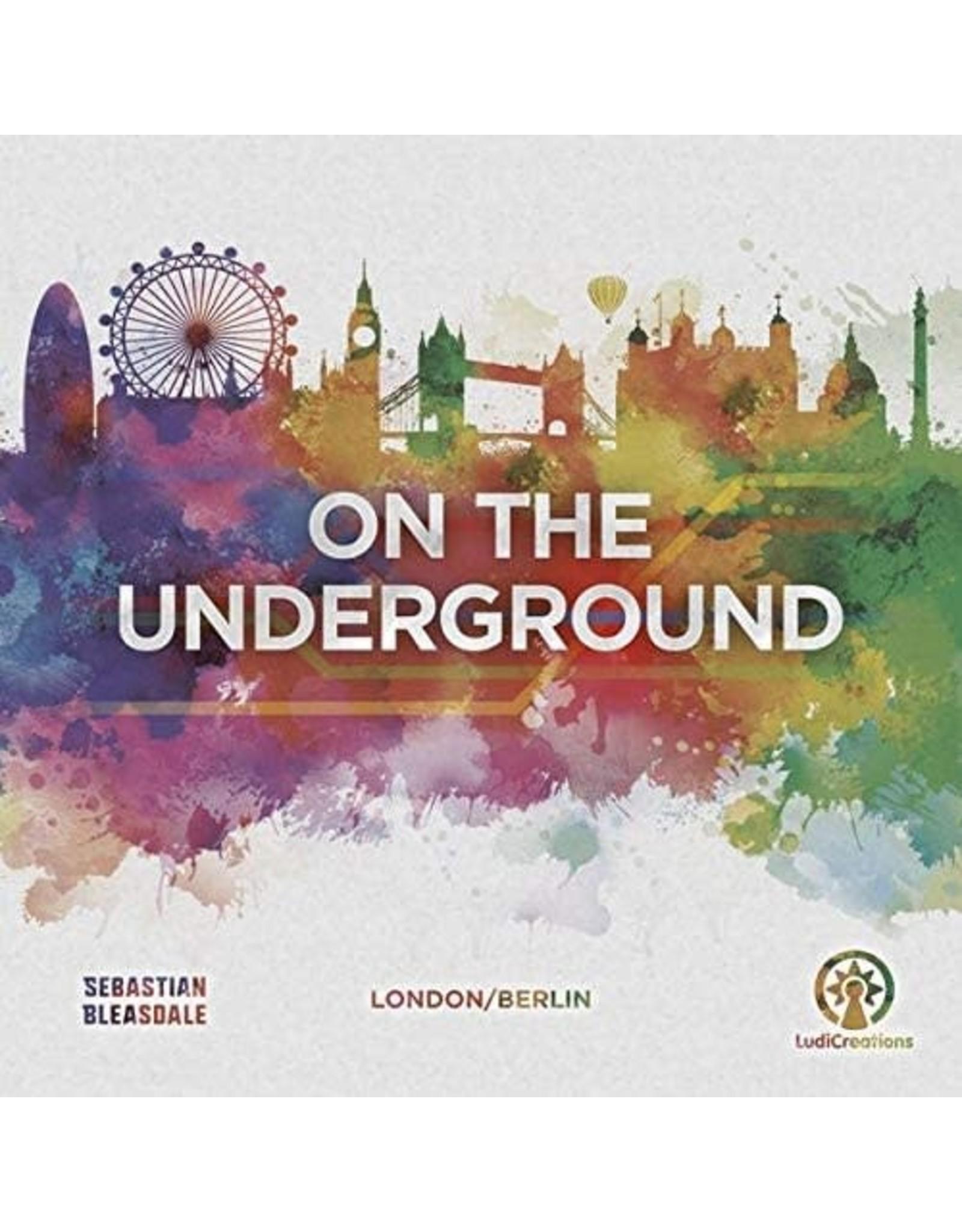 LudiCreations On the Underground: London/Berlin