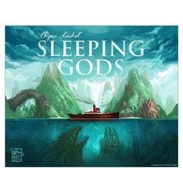 Red Raven Sleeping Gods