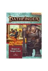 Paizo Pathfinder 2E Adventure Path: Fists of the Ruby Phoenix 1 - Despair on Danger Island