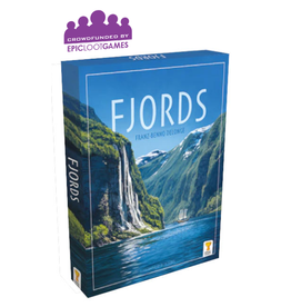 PREORDER Fjords: Jarl Level Kickstarter Edition