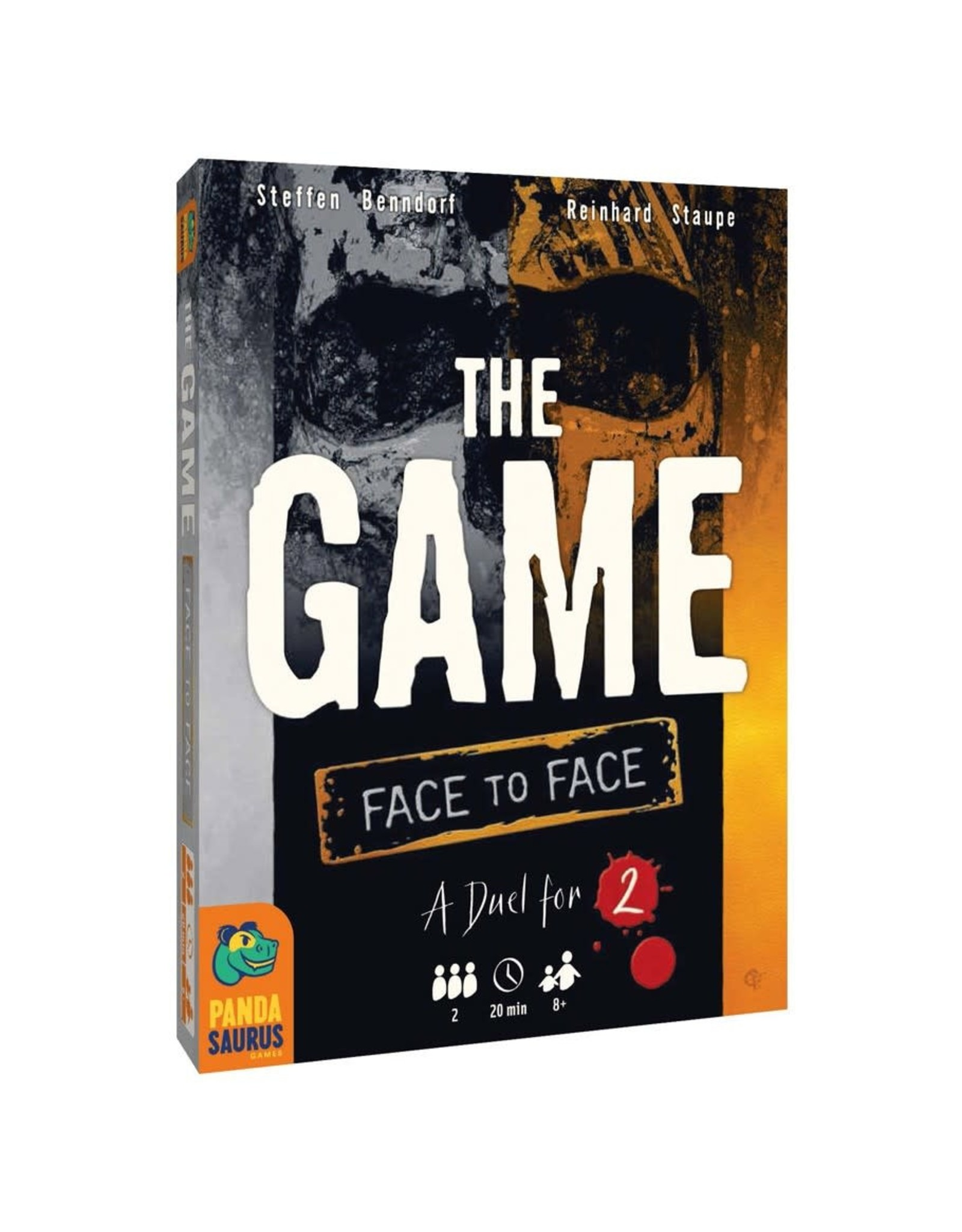 Pandasaurus Games PREORDER: The Game: Face to Face
