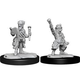 Wizkids D&D Nolzurs Unpainted Minis: W14 Gnome Artificer Male
