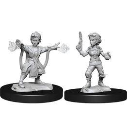 Wizkids D&D Nolzurs Unpainted Minis: W14 Gnome Artificer Female