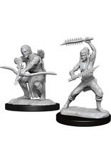Wizkids D&D Nolzurs Unpainted Minis: W14 Shifter Wildhunt Ranger Male