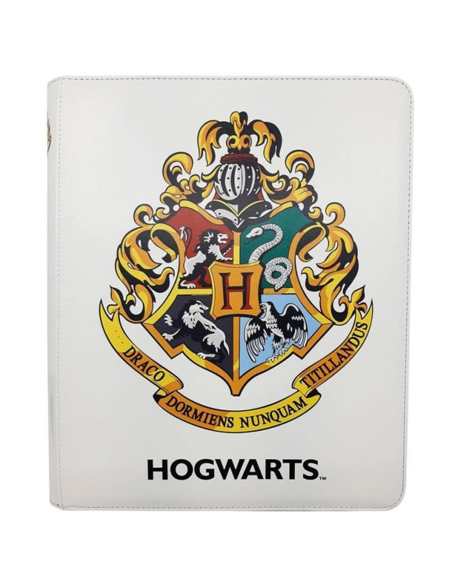 Arcane Tinmen PREORDER:  Hogwarts Zipster Binder - Dragon Shield