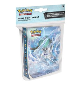 Pokemon Company Chilling Reign Mini Portfolio - Pokemon