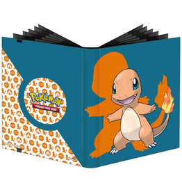 Ultra Pro Charmander 9-Pocket Pro Binder - Pokemon