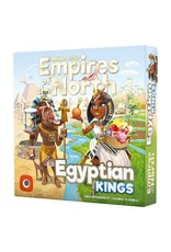 Portal Games Imperial Settlers: Empires of the North - Egyptian Kings