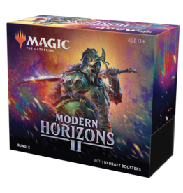 Wizards of the Coast PREORDER: Modern Horizons 2 Bundle - Magic