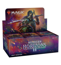 Wizards of the Coast PREORDER: Modern Horizons 2 Draft Booster Box - Magic