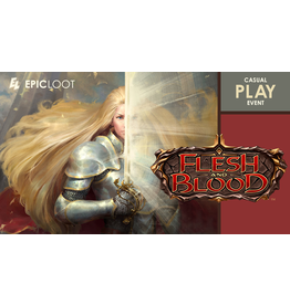 Flesh and Blood Casual Play 6/10/21 - 5:00pm