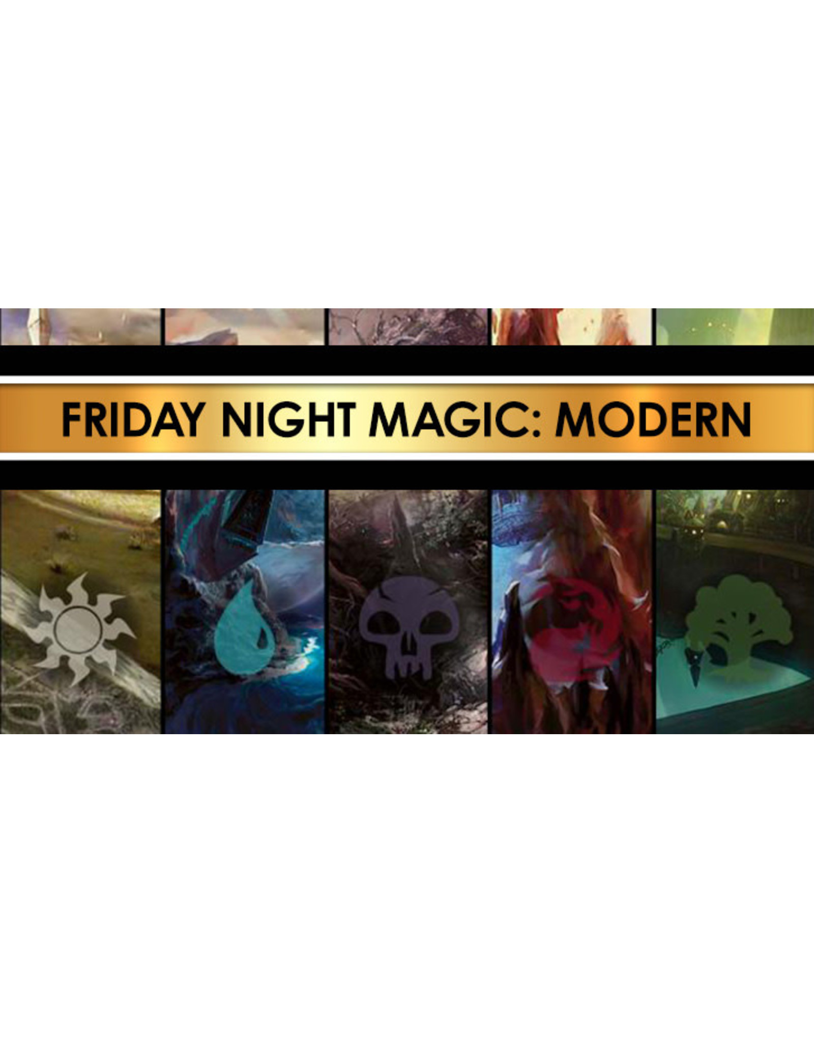 FNM Modern 6/18/21 - 5:00pm