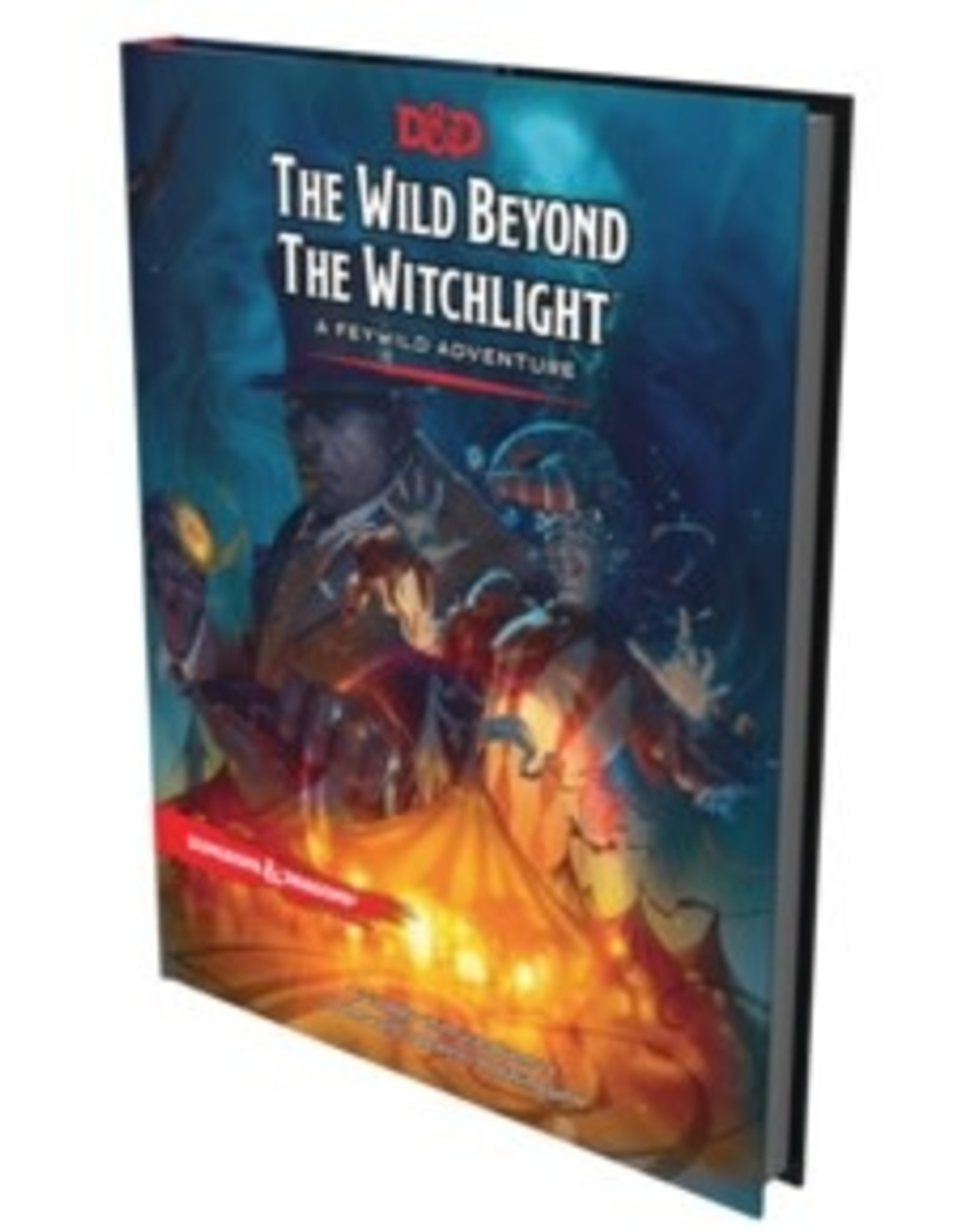 Wizards of the Coast PREORDER: The Wild Beyond the Witchlight - A Feywild Adventure: D&D 5th Edition