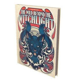 Wizards of the Coast PREORDER: The Wild Beyond the Witchlight Alt Cover (LE): D&D 5th Edition