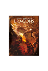 Wizards of the Coast PREORDER: Fizban's Treasury of Dragons Alternate Cover (LE) - D&D 5th Edition