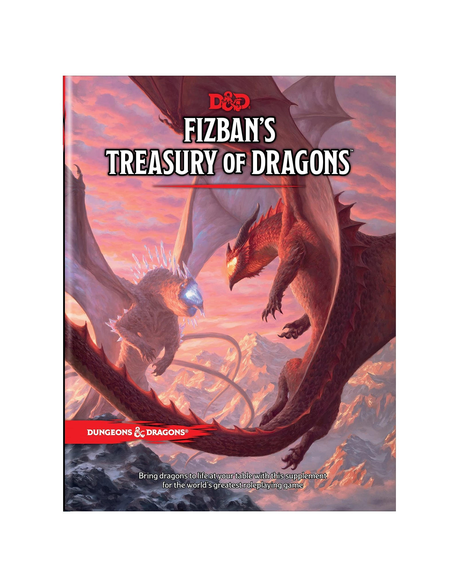 Wizards of the Coast PREORDER: D&D 5th Edition: Fizban's Treasury of Dragons