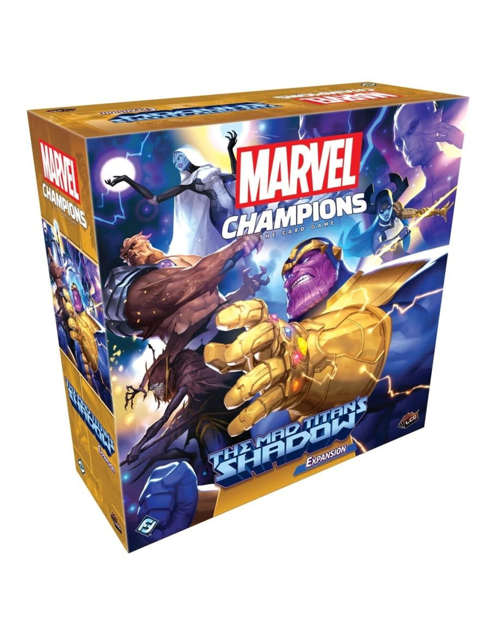Fantasy Flight Games PREORDER: The Mad Titan's Shadow - Marvel Champions LCG