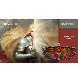 Flesh and Blood Tournament Thu 8/12 6:00pm