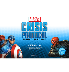 Crisis Protocol Casual Play - Thurs 8/5 - 5PM