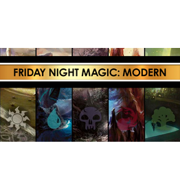 FNM Modern 8/13/21 - 6:00pm