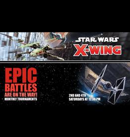 X-Wing Tournament 8/14/21 - 12:30pm