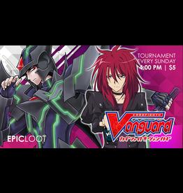 Cardfight!! Vangard Tournament 8/15/21 - 4:00pm