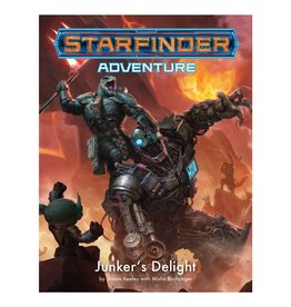 Paizo Starfinder Adventure: Junker's Delight