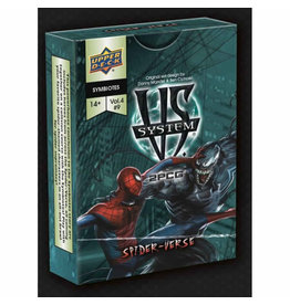 Upper Deck PREORDER: VS System 2PCG: Spider-verse