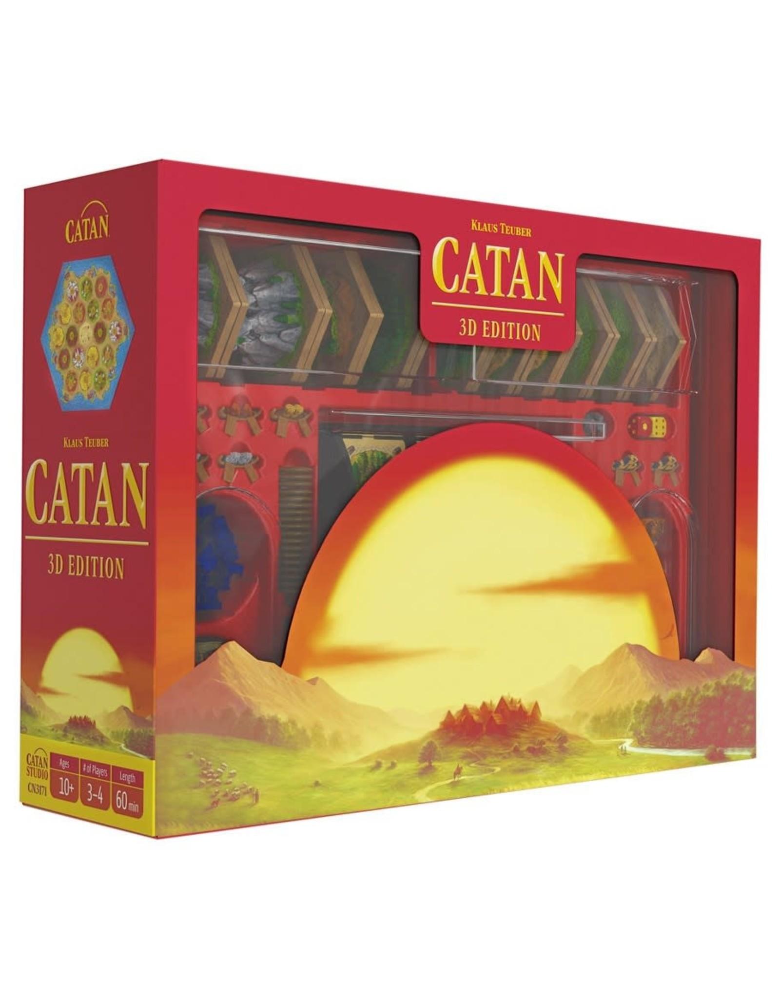 Catan Studios Catan: 3D Edition