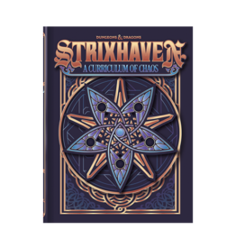 Wizards of the Coast PREORDER: Strixhaven: Curriculum of Chaos - Alternate Cover - D&D 5th Edition