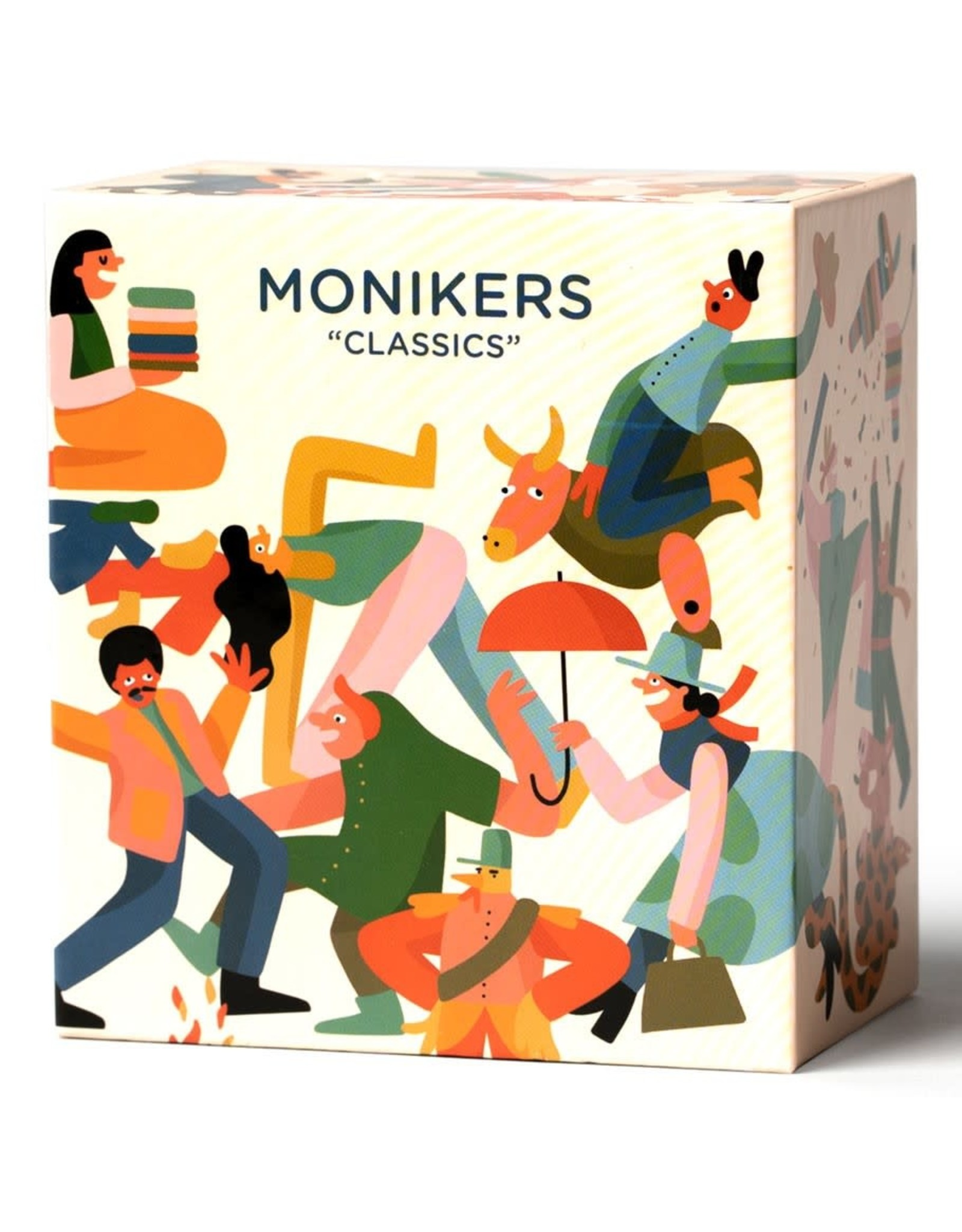 Asmodee Monikers: Classics expansion