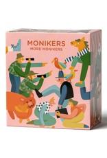 Asmodee Monikers: More Monikers expansion