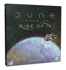 Dire Wolf Digital PREORDER: Rise of Ix Expansion - Dune Imperium