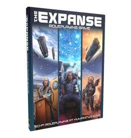 Green Ronin Publishing The Expanse RPG