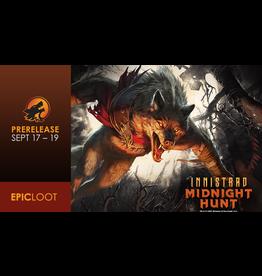 Innistrad Midnight Hunt Prerelease - Fri 9/17 6PM