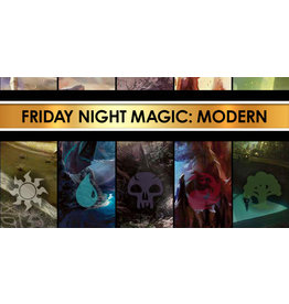 Friday Night Magic Modern 9/24 - 6:00pm