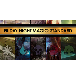 Friday Night Magic Standard 9/24 - 6:30pm