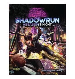 Catalyst Game Labs Shadowrun 6th Edition: Assassin's Night