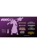 Minis Casual Play - Mon 9/27 12-9PM
