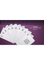 Expandable Card Game Night 9/27 5PM