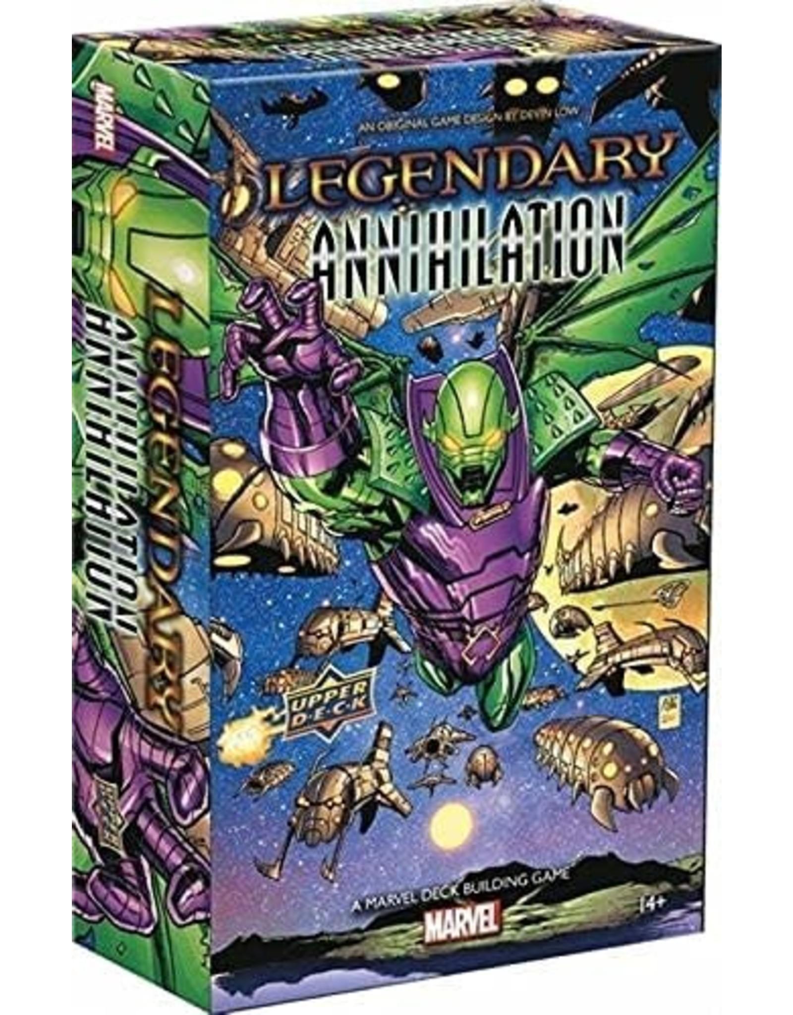 Upper Deck Marvel Legendary DBG: Annihilation