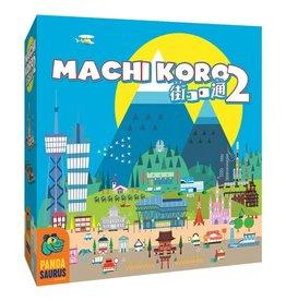 Pandasaurus Games PREORDER: Machi Koro 2