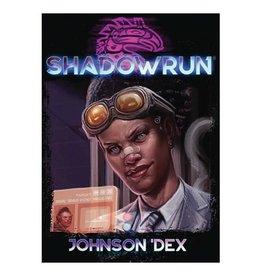 Catalyst Game Labs Shadowrun 6th Edition: Johnson Dex